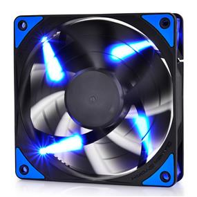 Deepcool Gamer Storm TF120 Series 120mm Blue LED Case Fan