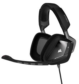 Corsair Gaming Manufacture Refurbished VOID USB- Dolby 7.1 Gaming Headset - Carbon (CA-9011130-WW/RF)