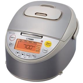 Tiger JKT-B10U 5.5 Cups Induction Heating Rice Cooker/Warmer - (JKT-B10U)