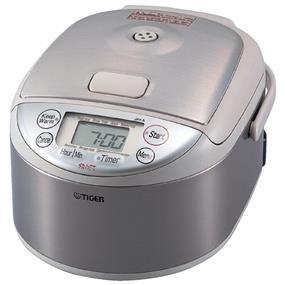 Tiger JAY-A55U 3 Cups Microcomputer Rice Cooker/Warmer - (JAY-A55U)