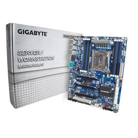 GIGABYTE MW50-SV0 (rev. 1.0) Server Motherboard, LGA 2011-3, Intel C612 Chipset