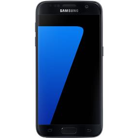 "Samsung Galaxy S7 Edge - 5.5"" Unlocked Smartphone (Recertified -  Good) - Black"