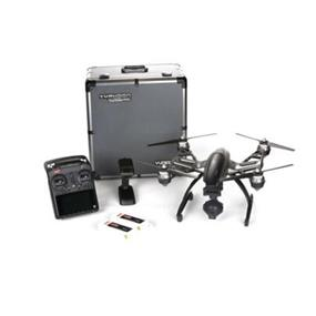 Yuneec Q5004K RTF in Alumi Case w/CGO3,ST10+, Steadygrip,2 Batteries, Charger (US Plug)