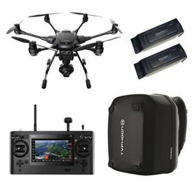 Yuneec Typhoon H RTF in Backpack w/RealSense,ST16,CGO3+,2Batteries(US plug)