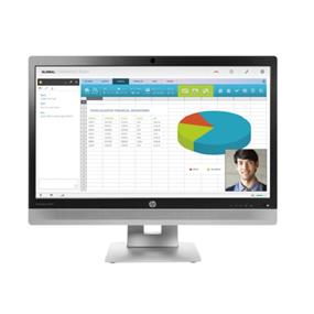 "HP EliteDisplay E240c 23.8"" LED Monitor (M1P00A8#ABA)"