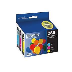 Epson 288 Tri-Color Ink Cartridges (T288520-S)