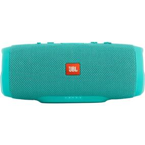 JBL Charge 3 Portable Wireless Stereo Bluetooth Speaker (Teal)
