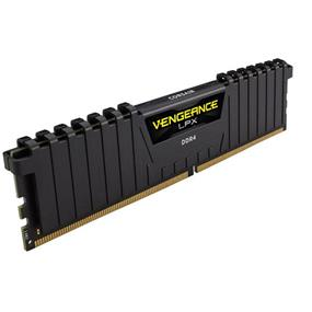 Corsair Vengeance LPX 16GB (2x8GB) DDR4 3200MHz CL16 Memory Kit - Black (CMK16GX4M2B3200C16)
