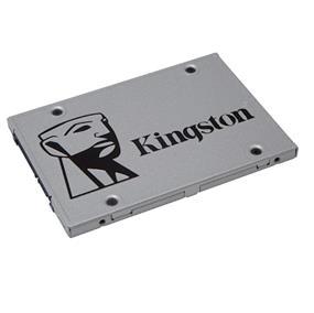 Kingston SSDNow UV400 240GB 2.5'' SATA 6Gb/s SSD Combo Bundle Read: 550MB/s ; Write: 490MB/S  (SUV400S3B7A/240G)
