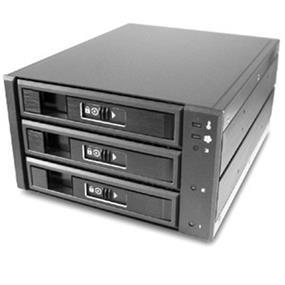 Vantec EZ Swap M3500 Series SATA/SAS 3 Bay 3.5'' Mobile Retail (MRK-M3503T)