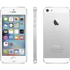 "Apple iPhone 5s - 4.0"" 16GB Unlocked Smartphone - Silver (Recertified - Good Condition)"