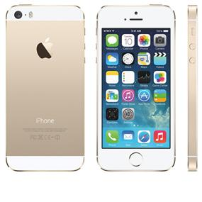 """Apple iPhone 5s - 4.0"""" 64GB Unlocked Smartphone - Gold (Recertified - Good Condition)"""