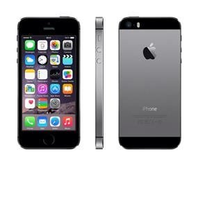 "Apple iPhone 5s - 4.0"" 64GB Unlocked Smartphone - Grey (Recertified - Good Condition)"