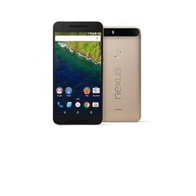 "Huawei Nexus 6P (H1511) - 5.7"" Unlocked Smartphone - Gold (Recertified - Good Condition)"