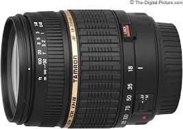 Tamron 18-200mm F/3.5-6.3 Di II VC Lens For Sony