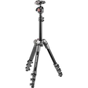 Manfrotto BeFree One Aluminum Tripod (Gray)