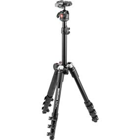 Manfrotto BeFree One Aluminum Tripod (Black)