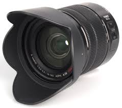 Panasonic Lumix G Vario 14-140mm f/3.5-5.6 ASPH. POWER O.I.S. Lens  [Black)