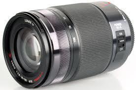 Panasonic 35-100mm f/2.8 Lumix G Vario Zoom Lens