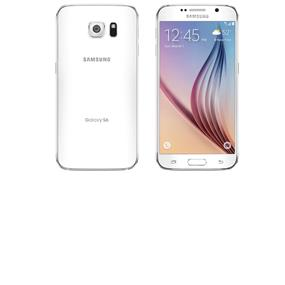 """Samsung Galaxy S6 - 5.1"""" Unlocked Smartphone - White (Recertified - Good Condition)"""