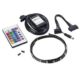 CableMod WideBeam Magnetic LED Strip RGB Kit - 60cm / 30 LEDs (CM-LED-30-M60KRGB-RK)