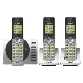 VTech CS6929-3 - 3 Handset Cordless Digital Answering System