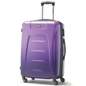 Samsonite Winfield 3 Fashion Spinner 20 - Carry-on Widebody (Purple)