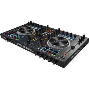 Denon DJ MC4000 - Professional 2-Channel DJ Controller for Serato