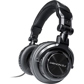 Denon DJ HP800 - Professional Folding DJ Headphones