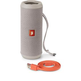 JBL Flip 3 Portable Bluetooth Wireless Stereo Speaker (Grey)