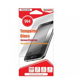 22 cases Glass Screen Protector iPhone 6/6s