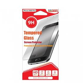 22 cases Glass Screen Protector iPhone 6/6S Plus