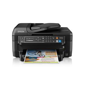 Epson WorkForce WF-2650 All-in-One Injet Printer