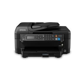 Epson WorkForce WF-2750 All-in-One Injet Printer