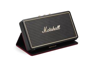 Marshall - Stockwell Portable Bluetooth Speaker - Black