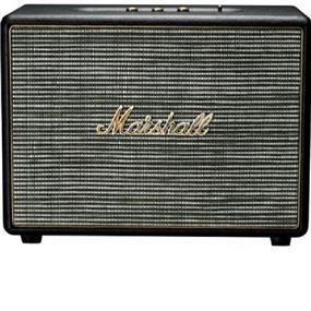 Marshall - Woburn Portable Bluetooth Speaker - Black