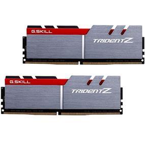 G.SKILL Trident Z Series 16GB (2x8GB) DDR4 DRAM 4133MHz C19 Memory Dual Channel Kit (F4-4133C19D-16GTZA)