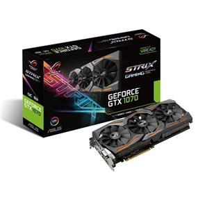 ASUS ROG Strix GeForce GTX 1070 8GB Gaming OC (STRIX-GTX1070-O8G-GAMING)