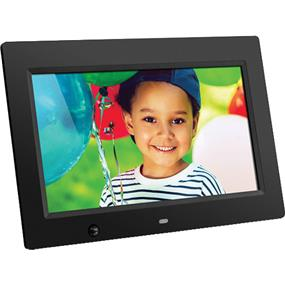"Aluratek ADMSF310F - 10"" Digital Photo Frame with Motion Sensor and 4GB Built-In Memory"