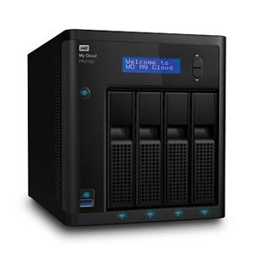 WD 24TB  My Cloud PR4100 Pro Series Media Server with Transcoding, NAS - Network Attached Storage