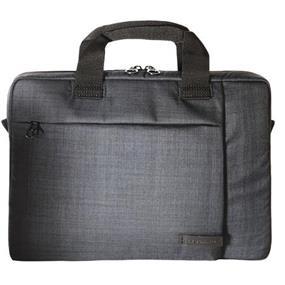 "Tucano Svolta Ultraslim computer bag up to the 15.6"" Laptop Size- Black"