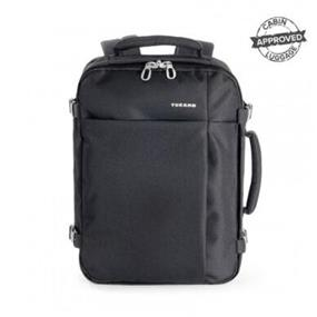 Tucano TuGo Medium Backpack Fits Laptops Up to 15.6 Inches Black
