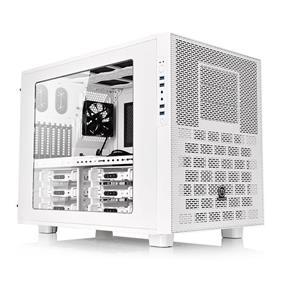Thermaltake Core X9 Snow Edition E-ATX Stackable Cube Chassis (CA-1D8-00F6WN-00)