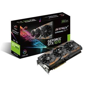 ASUS ROG Strix GeForce GTX 1070 8GB Gaming (STRIX-GTX1070-8G-GAMING)