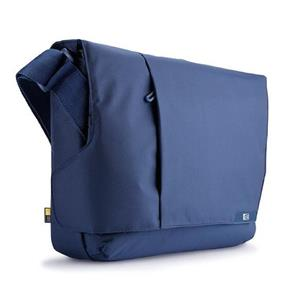 "Case Logic MLM-114 Carrying Case (Messenger) for 14.1"" Notebook, iPad, Ultrabook - Ink MLM-114INK"