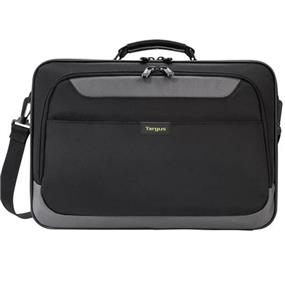 Targus CityGear II Clamshell Case with DOME Protection for 15.6-Inch Laptops, Black  (TCG058)