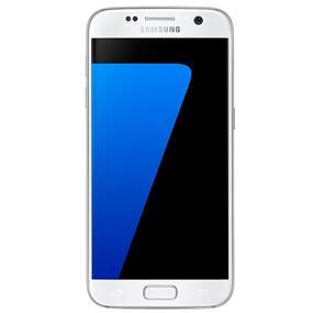 "Samsung Galaxy S7- 5.1"" Unlocked Smartphone - Silver"