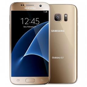 "Samsung Galaxy S7- 5.1"" Unlocked Smartphone - Gold"