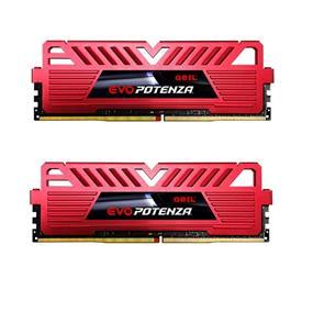 GeIL Evo Potenza 16GB (2x8GB) DDR4 2400MHz C16 Memory Kit (GPR416GB2400C16DC)
