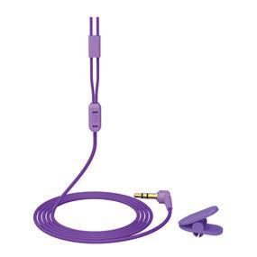 MEElectronics Sport-Fi M6 Memory Wire In-Ear Headphones (Purple)